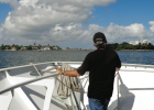 Biscayne Bay, with its dense boat traffic, can make boat accidents inevitable if people don't abide by the rules.